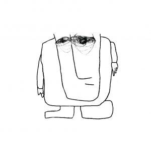 ARTIST T-SHIRT DESIGN AYMAN DIZZY MAN