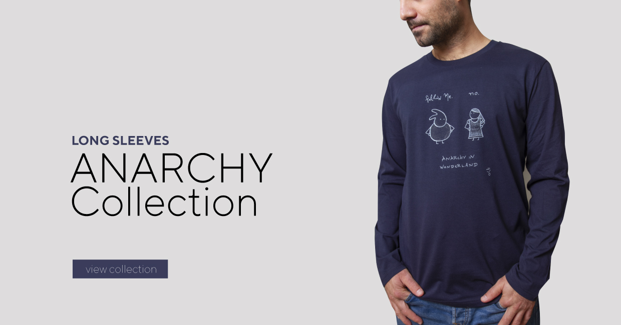 long sleeve t-shirst tee-tales anarchy autumn winter collection